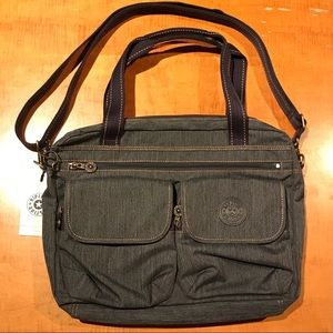 Large Kipling Laptop Tote Bag